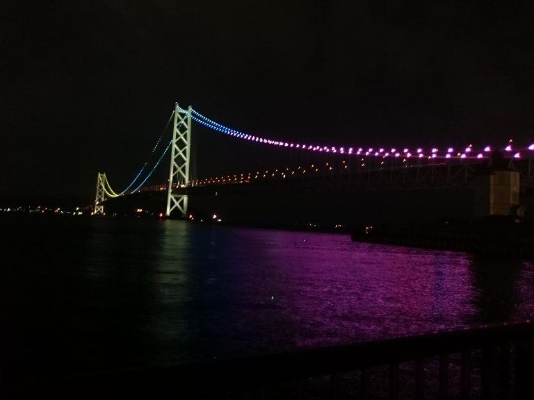 明石大橋レインボー