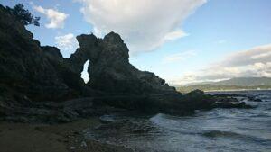 新和歌浦・蓬莱岩