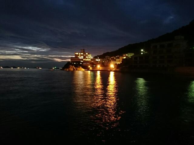夜景・新和歌浦