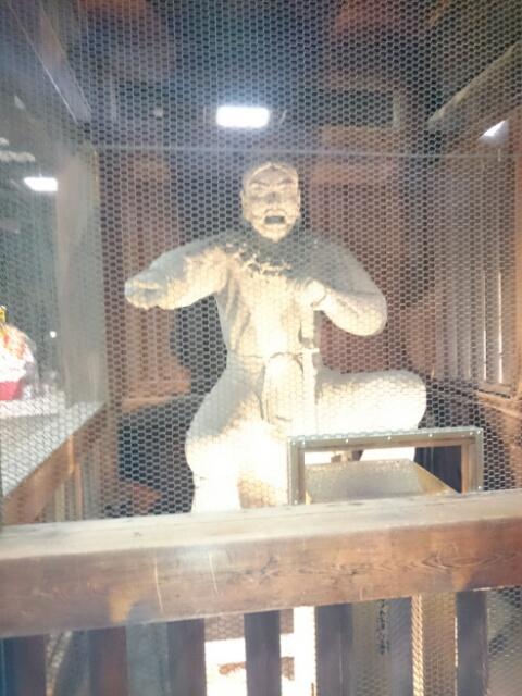 石切神社・入口右