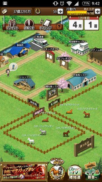 白馬、繁殖牝馬